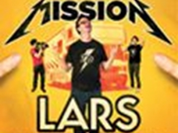 "Projeção do filme ""Mission to Lars"""